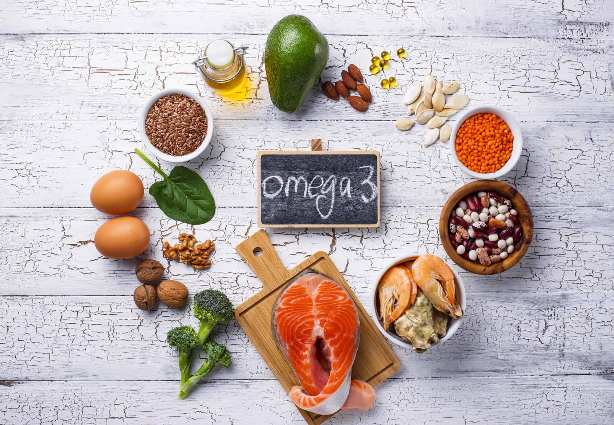 Omega 3 Para Tdah Deficit De Atencao E Hiperactividade